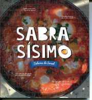 """""""SABRASÍSIMO: SABORES DE ISRAEL"""" EDIT.CIDIPAL- AÑO 2010- PAG.100 -A TODO COLOR-USADO-GECKO. - Gastronomy"""