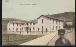 C.P.A. DE VIZILLE 38 - Vizille