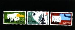 CYPRUS - 1979  EUROPA  SET  MINT NH - Chypre (République)
