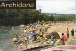 Lote PEP795, Ecuador, Postal, Postcard, Archidona, Rio Misahuali, River - Ecuador
