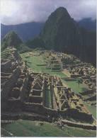 Lote PEP809, Peru, Postal, Postcard, Indigenous Issues, Machu Picchu - Perú