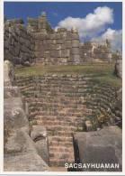 Lote PEP810, Peru, Postal, Postcard, Indigenous Issues, Sacsaywaman - Perú