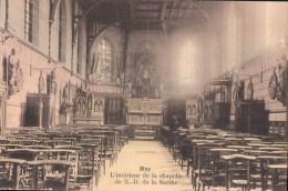 Huy L'Intérieur De La Chapelle De N D De La Sarthe - Hoei