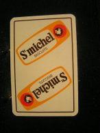 Playing Cards / Carte A Jouer / 1 Dos De Cartes,Inscription  Publicitaire / St Michel Biscuits .- - Cartes à Jouer
