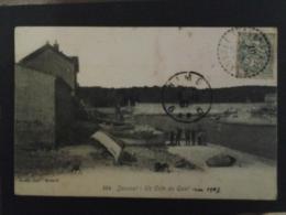 CPA -  Sausset - 13 - Un Coin De Quai - - France