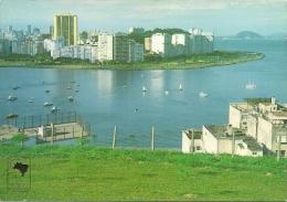 Nº350-238 RIO DE JANEIRO - RJ - VISTA DO MORRO DA VIÚVA - Rio De Janeiro