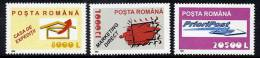 ROMANIA 2002 Postal Services II  MNH / **.  Michel 5688-90 - 1948-.... Republics