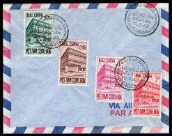 VIETNAM Du Sud: N°192/195 Sur FDC !