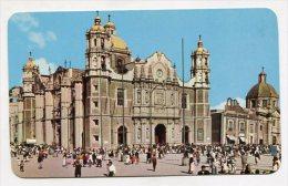 MEXICO -  AK 203839 México D. F. - La Basilica De Guadelupe - Mexiko