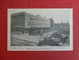 Massachusetts> Springfield  Henry J Perkins Fruit Commission House  ref 1436