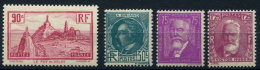 PROMOTION EXCEPTIONNELLE France Année Complète 1933 NEUF ** LUXE - Unused Stamps