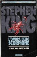 STEPHEN KING L'OMBRA DELLO SCORPIONE BOMPIANI 1994 - Livres, BD, Revues