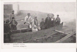 REFUGIES SERBES 645 - Serbie