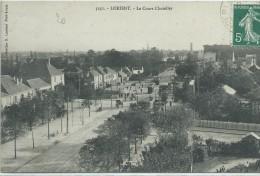 56, Morbihan, LORIENT, Le Cours Chazelle, Scan Recto-Verso - Lorient