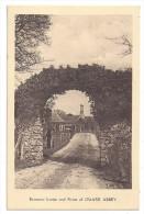 CPSM Quarr Abbey Isle Of Wight Congrégation De Solesmes Religion Chrétienne Entrance Lodge Ruins Edit DAL - Angleterre
