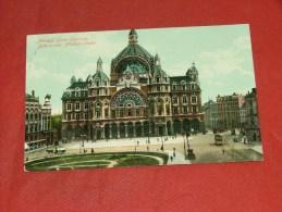 ANTWERPEN - ANVERS -  Midden Statie - Antwerpen