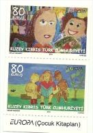 2010 - Cipro Turca Da Libretto - Europa-CEPT