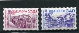ANDORRE FRANCAIS  N° 358 ET 359 **  (Y&T) - Unused Stamps