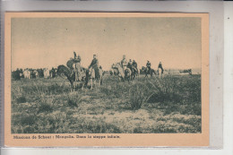 MONGOLEI, Dans La Steppe Infinie - Mongolei