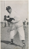 Orestes Minoso Base Ball Player From Cuba - Baseball