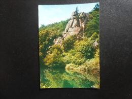 (49) Carte Postale LE LONGERON : Le Rocher Du Magnils - Francia