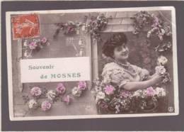 Mosnes - Souvenir  - Voir état - Autres Communes