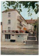 REF 190 CPSM 52 Bourbonne Les Bains Le Montmorency Meublés - Bourbonne Les Bains