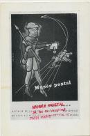 Musée Postal Histoire De La Poste Reduction Affiche De Dessirier - Post & Briefboten