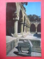 Gallery Of The Upper Court - Palace Of The Shirvanshahs - Baku - 1977 - Azerbaijan USSR - Unused - Azerbaïjan