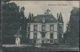CPA - CHÂTEAU DU THEIL - Edition A.Blanc - Frankreich
