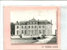 PHOTO - PIERRE LEVEE (77) - Places