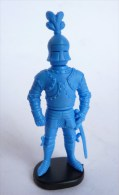FIGURINE CHEVALIER II 01 KINDER MONTABLE 1987 krieger