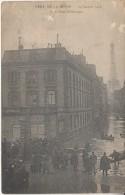 Inondation Paris Rue Saint Dominique Le 29 Janvier - Inondations De 1910