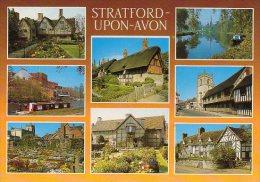 STRATFORD - UPON - AVON -  Scan Recto/verso - England