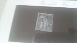 LOT 216148 TIMBRE DE COLONIE GUYANE OBLITERE N�16 VALEUR 37 EUROS