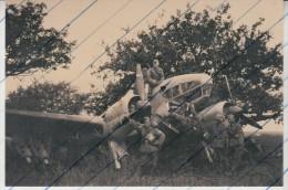 Foto photo Flugzeug Potez Armee de L�Air avion plane aircraft 004