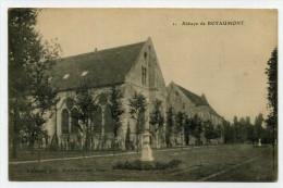 CP , 95 , ROYAUMONT , L'Abbaye - France