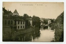 CP , 65 , LOURDES , Le Gave - Lourdes