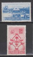 Haïti N° PA 121 - 122 *** Exposition Universelle Et Internationale De Bruxelles - 1958 - Haïti