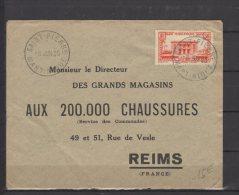Martinique  -n°  143 Obli.S/Lettre Entière Voyagée - 1935 - Martinica (1886-1947)