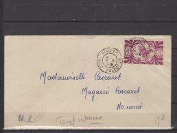 Nouvelle Calédonie  - N° 236 Obli.S/Lettre Entière Voyagée Pour Nouméa -  1943 - New Caledonia