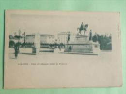 AJACCIO - Place Du Diamant ( Hotel De France). - Ajaccio