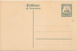D.O.A. DEUTSCH OSTAFRIKA.Colonie Allemande.1919.Entier Postal.Michel P26.Neuf.14H24 - Colony: German East Africa