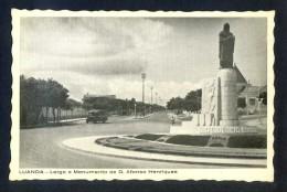 Luanda. *Largo E Monumento De D. Afonso Henriques* Ed. Lello. Nueva. - Angola