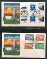 FDC UNO NEW YORK ,1983 - New-York - Siège De L'ONU