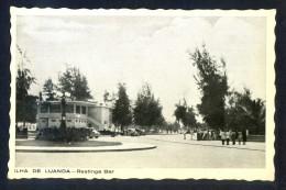 Ilha De Luanda. *Restinga Bar* Ed. Lello. Nueva. - Angola
