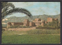 SAUDI ARABIA OLD POSTCARD - Views Of Najrahn ** - Arabie Saoudite