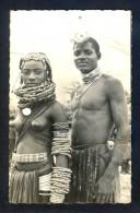 *Tipos Indigenas* Ed. Quitos Fotografou E Editou.. Escrita. - Angola