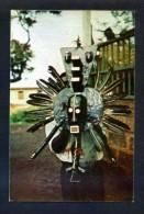 Lagos. *Ijaw Dancer's Mask* Circulada. - Nigeria
