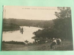 QUIMPER - La Rivière, Le Virecourt Et Le Saut De La Pucelle - Quimper